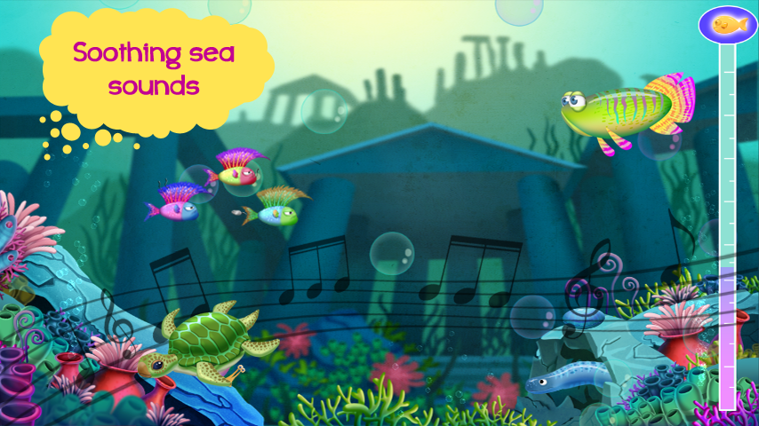 Jolly Aquarium- screenshot
