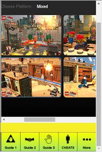 玩娛樂App|Lego Movie Game Tip Guide免費|APP試玩