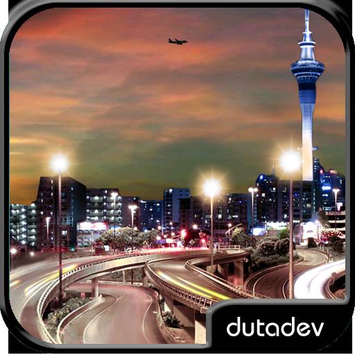 Night City Live Wallpaper HD 個人化 App LOGO-硬是要APP