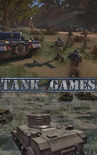 免費的坦克遊戲