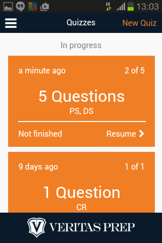 GMAT Question Bank