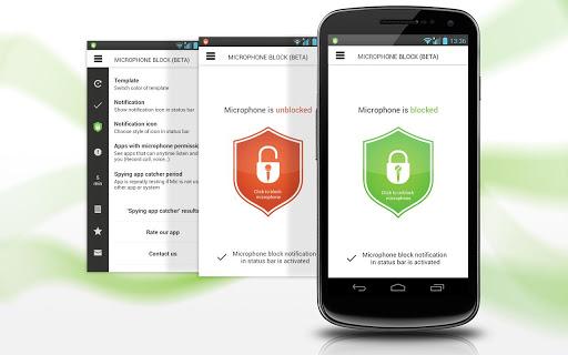 玩程式庫與試用程式App|Mic Block -Call speech privacy免費|APP試玩