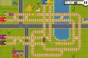 Screenshot of Train Mania