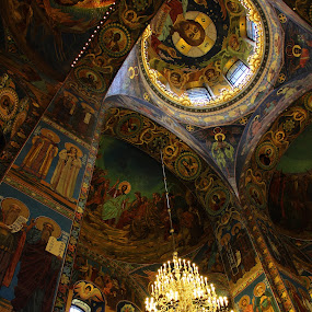 by Alin Gavriluta - Buildings & Architecture Places of Worship ( Architecture, Ceilings, Ceiling, Buildings, Building,  )