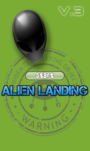 Alien Landing v.3