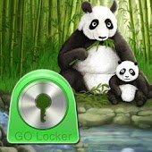 GO Locker Theme Panda Buy