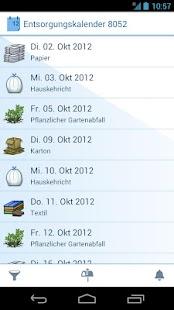 Entsorgung Zürich- screenshot thumbnail