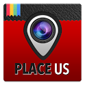 InsplaceUs - Instagram checkin icon