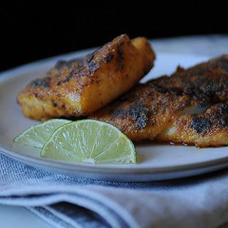 Meen Porichathu (Fried Fish).