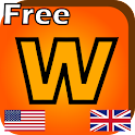 Woggle EN Free - Boggle icon