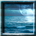 Moonlight Beach LWP icon