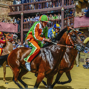 Siena Palio by Mike Moss - Sports & Fitness Other Sports (  )