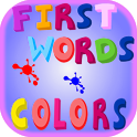 First Words Colors- Kids icon