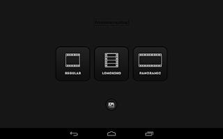 Screenshot of LomoScanner 1.0