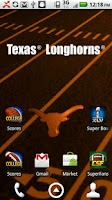 Screenshot of Texas Longhorns Live Wallpaper