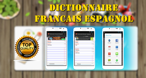 Dictionnaire Français Espagnol