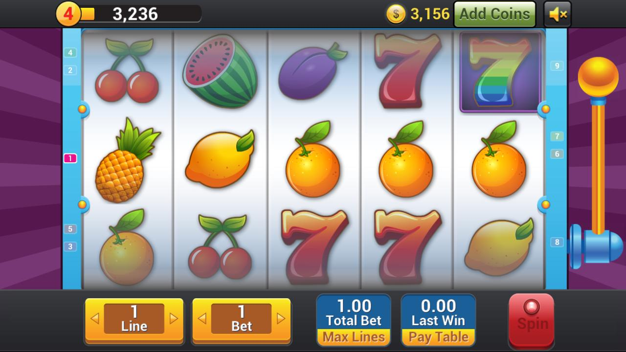 Vegas Slots - slot machines - screenshot