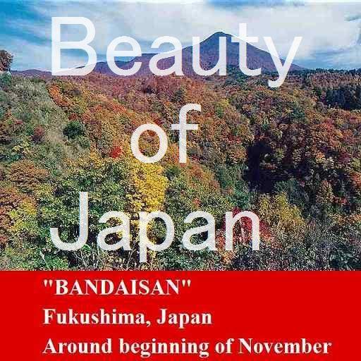 Beauty of Japan Autumn color 書籍 App LOGO-APP試玩