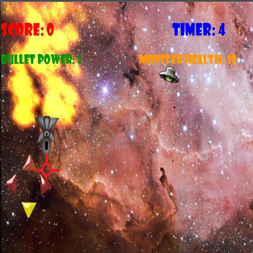 【免費街機App】Shooting Star-APP點子