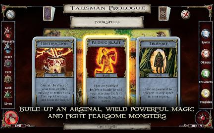 Talisman Prologue Screenshot 15