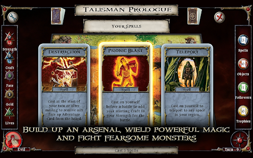 Talisman: Prologue Screenshot 15