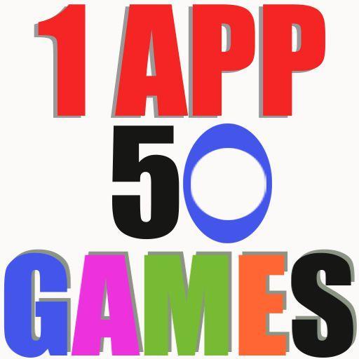 50 GAMES 1 app