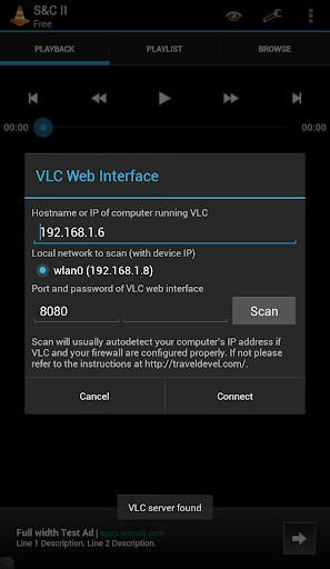 VLC Stream Convert II