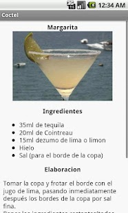 Cocteles - screenshot thumbnail
