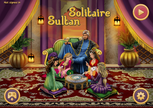 Sultan Solitaire Classic Match