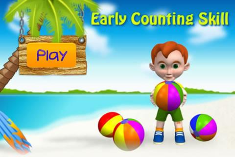 Early Counting Skills - Autism- screenshot