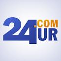24ur.com logo