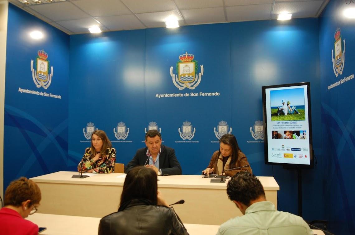 Bahía Sur acogerá un curso de Diputación sobre turismo accesible