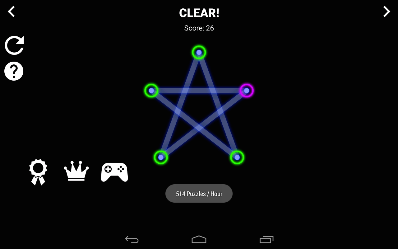 glow puzzle android apps on google play
