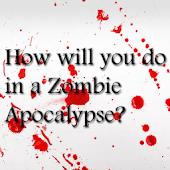 Zombie Apocalypse Meter!
