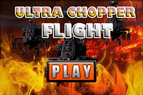 Ultra Chopper Flight - screenshot thumbnail