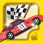 ClickySticky Cars icon