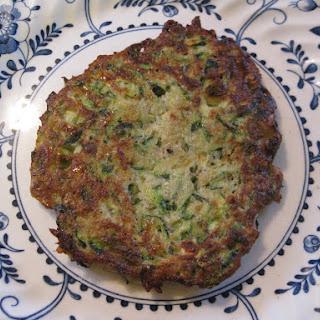 Zucchini Radish Latkes