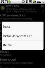 Root Uninstaller Pro 2.4 APK