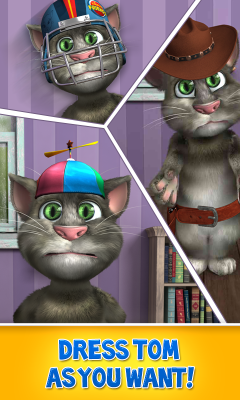 Talking Tom Cat 2 - screenshot