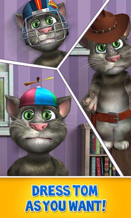 Talking Tom Cat 2 4.9 screenshot 29977