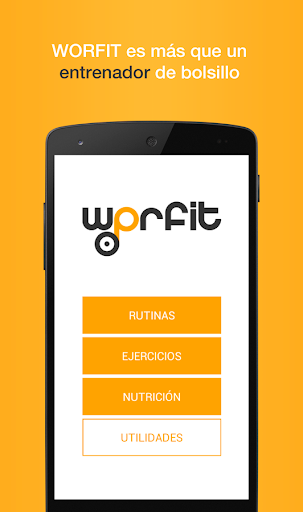 Fitness Rutinas - Worfit Pro