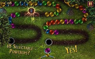 Screenshot of Sparkle Unleashed