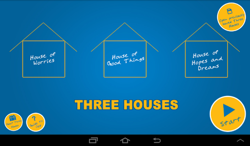 The three house test