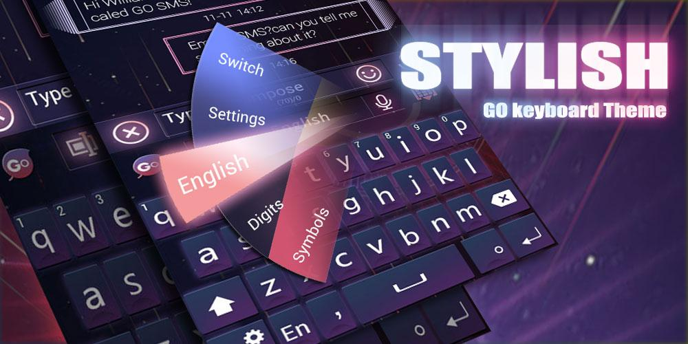 Stylish GO Keyboard Theme - Android Apps on Google Play