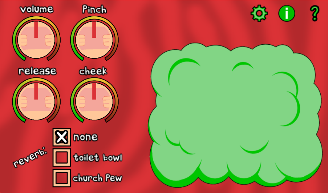 CompuFart: Fart Synthesizer- screenshot