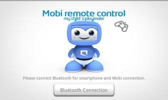 Screenshot of Mobi Remote Control