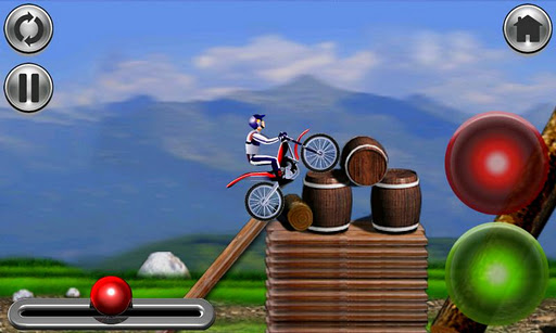 Screenshot #1 of Bike Mania Moto Free - Racing / Android