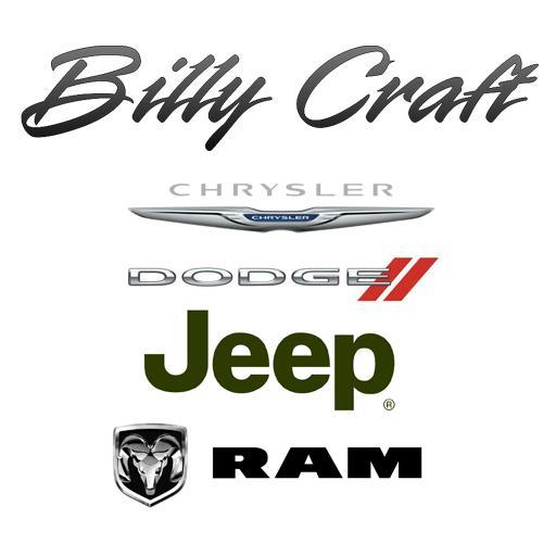 Billy Craft Chrysler Dodge LOGO-APP點子