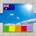 OzSun UV logo
