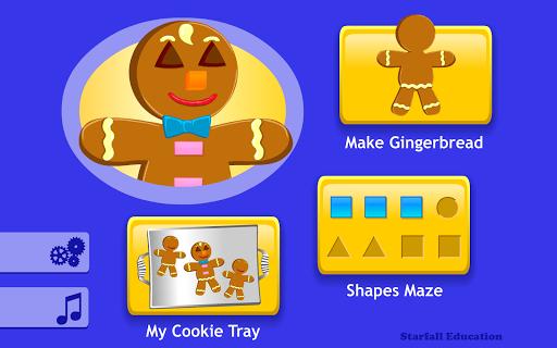 玩免費教育APP|下載Starfall 生姜面包 app不用錢|硬是要APP